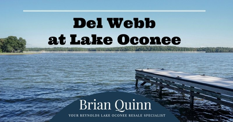 del webb at lake oconee