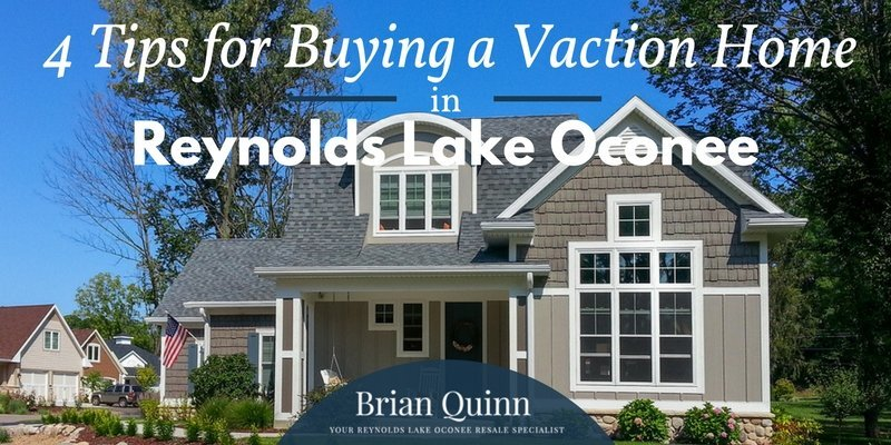 vacation home in reynolds lake oconee