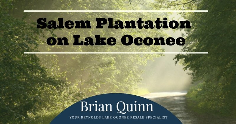 salem plantation lake oconee