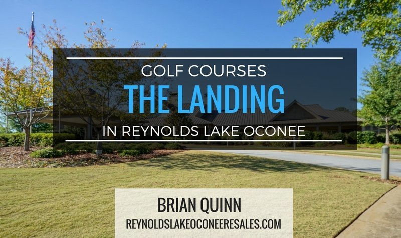 the landing golf course